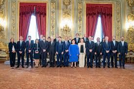 File:Giuramento Governo Conte II.jpg - Wikipedia